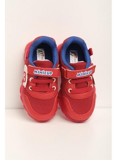 Oksit Mnc Emoji Unisex Bebek Çocuk Spor Ayakkabı Kırmızı
